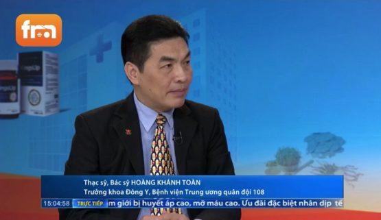 Truyền hình Quốc Hội: Điều trị suy giảm Testosterone ở Nam giới từ thảo dược