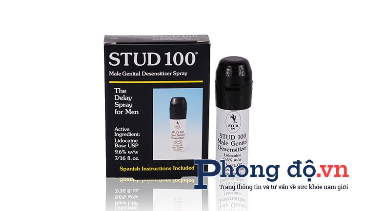 Thuốc xịt Stud100
